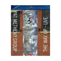 Edel Records - Pat Metheny Group - The Way Up/Live Blu-ray, Import anglais