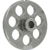 Reber - Grille inox Accessoire hachoir à viande n°22 Grille 83mm Trou 18mm