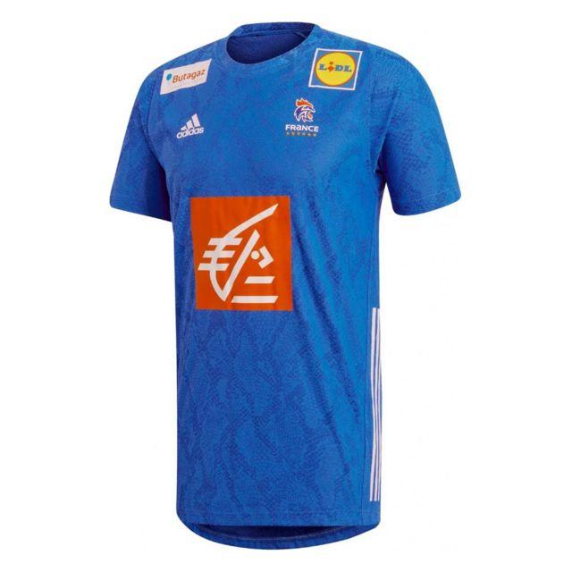 Adidas performance Maillot handball Ffhb Jersey Domicile