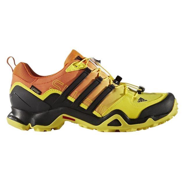 Terrex Fast R Gtx Chaussure Homme ADIDAS JAUNE pas cher