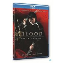Path - Blood - the last vampire Blu-ray