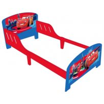 Cars - Lit 190 x 90cm - Pour une Chambre d'enfant