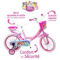 c4e9b9a3bf345 Velo 16 pouces fille - catalogue 2019 - [RueDuCommerce - Carrefour]