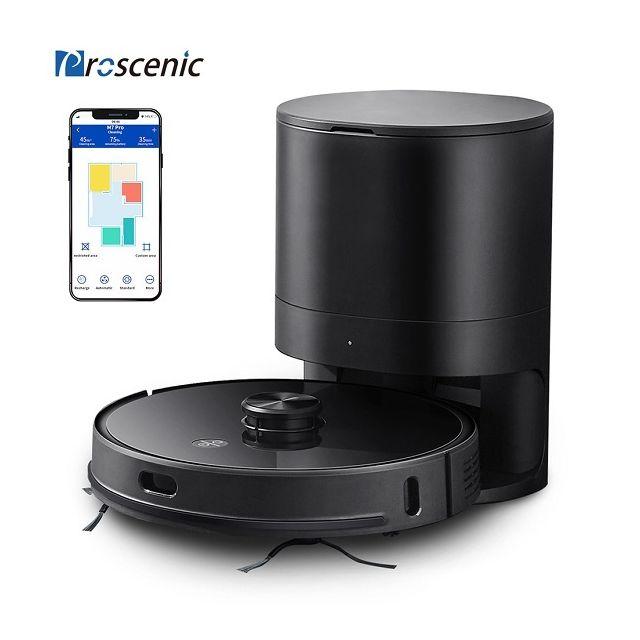 Proscenic M6 Pro Alexa Aspirateur Robot Laveur tapis