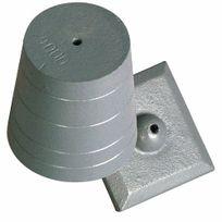 Taliaplast - Plomb de maçon avec cordon - 1200G