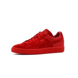Puma - Baskets basses Suede Classic Casual Rouge - 46