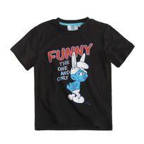 Schtroumpfs - T-shirt à manches courtes Les Schtroumpf