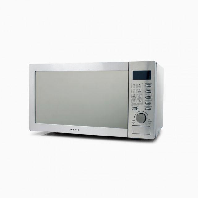 Ikohs Micro-ondes - Hw800S Argenté 20L