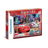 Clementoni - Puzzle 2 x 20 pièces : Cars : Course au Japon
