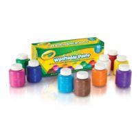 VIVID - Peinture lavable - Ensemble de 10 pots - 54-1205-E-000