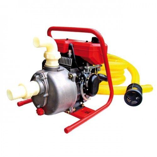 Pompe a eau Thermique 63cc 2 temps 1.5 hp 18m3//H Motopompe PRMPP063