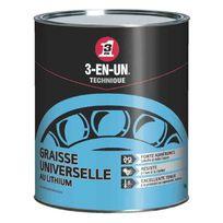 3 En 1 - 3-EN-1 - Graisse universelle au lithium - boîte 1 Kg