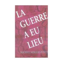 Générique - LaGuerreaeulieu