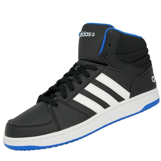 Vs Mid Homme Chaussures Mode Sneakers Noir Pas Adidas Hoops Neo I7gvbf6Yy