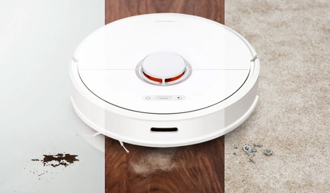 Aspirateur robot S6 aspiration puissante