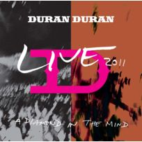 Duran Duran - A diamond in the mind : Live 2011 Boitier cristal