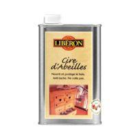 Liberon - Cire d'abeille liquide - 0.5 L - chêne doré
