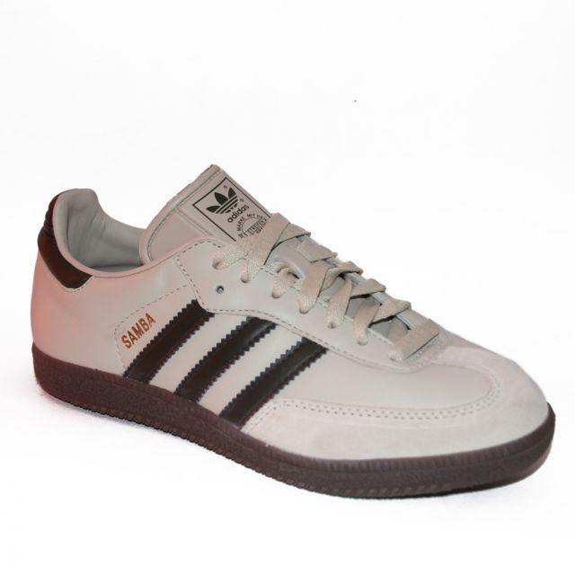 adidas original adidas samba brun
