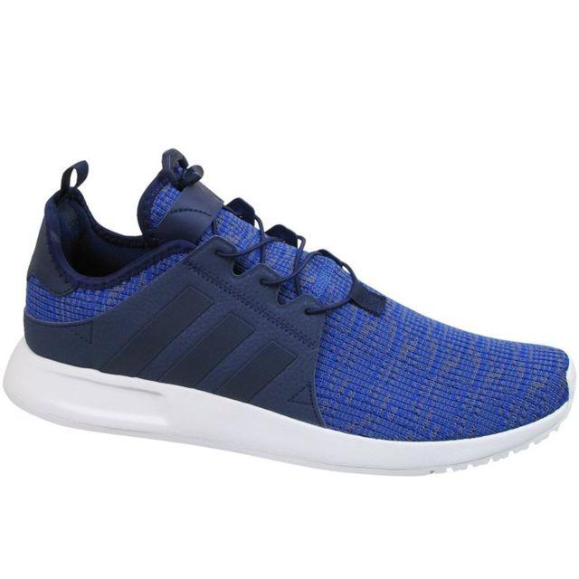 Adidas Xplr pas cher Achat Vente Baskets homme