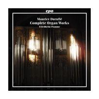 Cpo - Maurice Duruflé: Complete Organ Works Hybrid Sacd