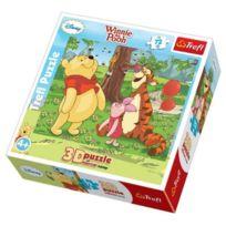 Trefl - 35540 - Puzzle 3D - Winnie - 72 PiÈCES