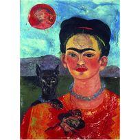Ricordi Arte - Puzzle 1000 pièces : Autoportrait, Frida Kahlo