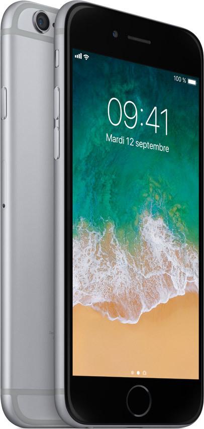 iPhone 6 - 32 Go - MQ3D2ZD/A - Gris sidéral