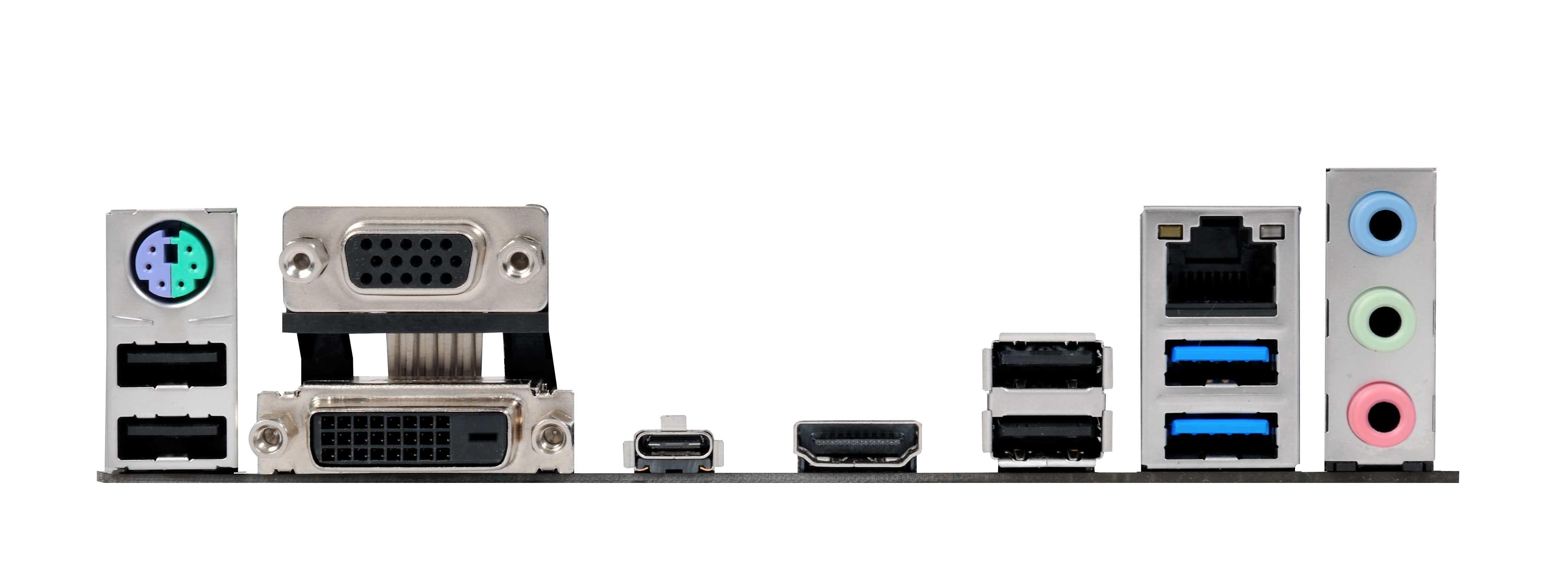 Carte mère PRIME B250-PLUS Socket 1151 - Chipset B250 Kabylake