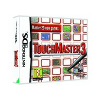 Warner Bros - TouchMaster 3 Nintendo Ds import anglais