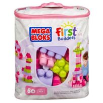 Megabloks - Mega Bloks First Builders - Sac Medium Rose