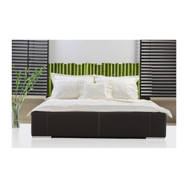 Sticker Tete de lit adhésive - Bambou60 x 160 cm