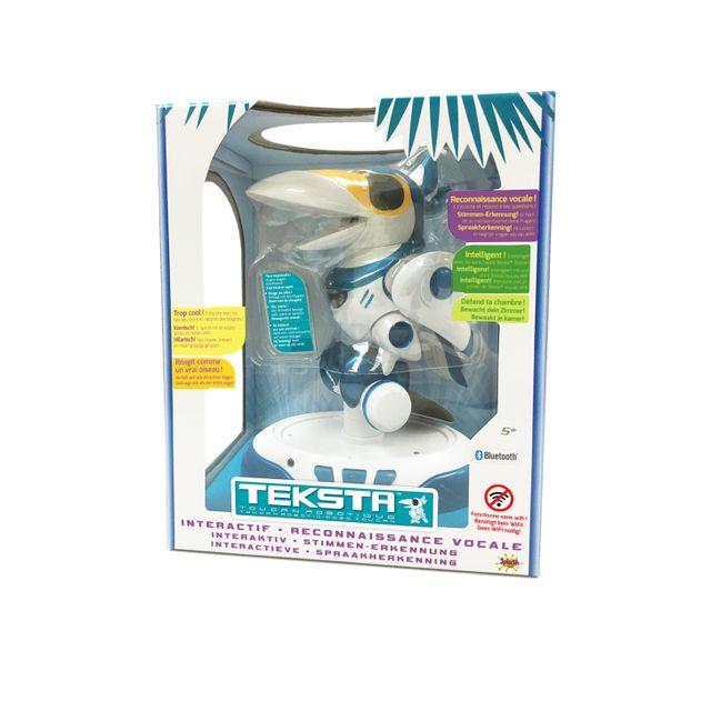 SPLASH TOYS - TEKSTA - Toucan à reconnaissance vocale - 30640