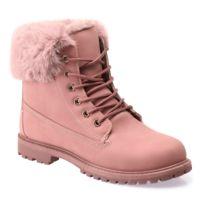 70c1983517e Chaussures rangers femme cuir - catalogue 2019 -  RueDuCommerce ...