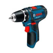 Perceuse-visseuse sans fil GSR 10.8-2-LI - Sans batterie, ni chargeur - 0601868101