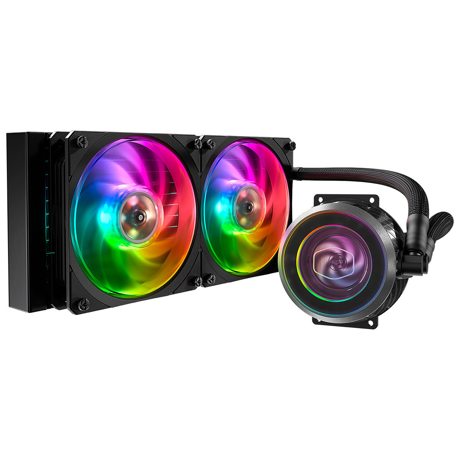 MasterLiquid ML240P Mirage - RGB - 240 mm