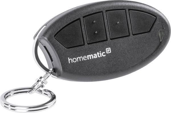 Télécommande sans fil porte-clés - alarme - 4 touches