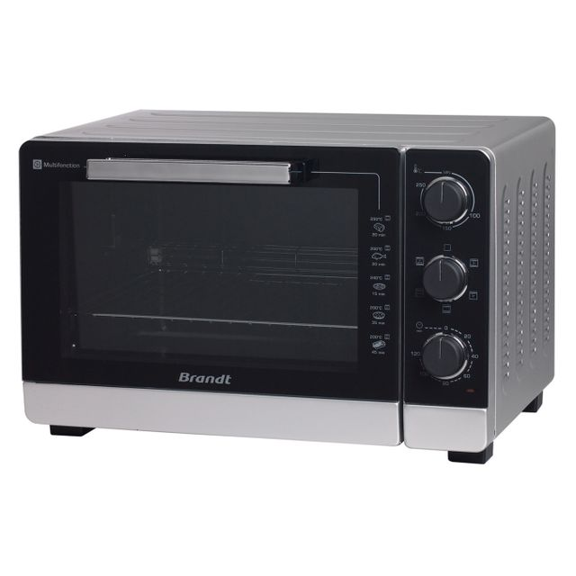 Brandt Mini four posable FC405MS - Inox