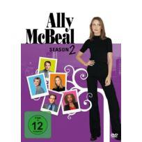Twentieth Century Fox Home Entert. - Ally Mcbeal - Season 2 IMPORT Allemand, IMPORT Coffret De 6 Dvd - Edition simple
