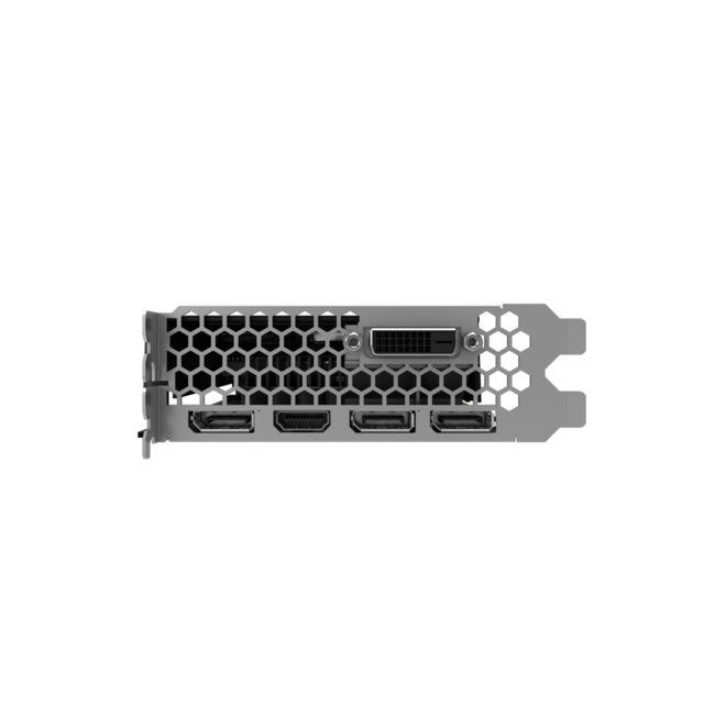 PALIT - GeForce GTX 1060 Dual - 6 Go