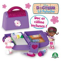 DOC LA PELUCHE - Mini mallette Doc & Acc - 5674