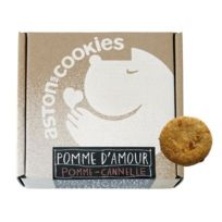 Aston'S Cookies - Biscuits Chien Pomme d'Amour Pomme Cannelle