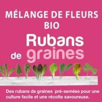 Moulin Roty - Ruban de Graines de Mélange de Fleurs Utiles Bio