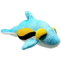 Wild Planet - All About Nature - K7418 - Peluche - Dauphin PailletÉ - 25 Cm