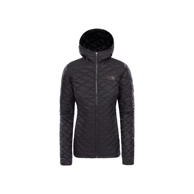 2b10899669f The north face - Doudoune ThermoBall Pro Hoodie noir mate femme Multicolour  - pas cher Achat   Vente Blousons