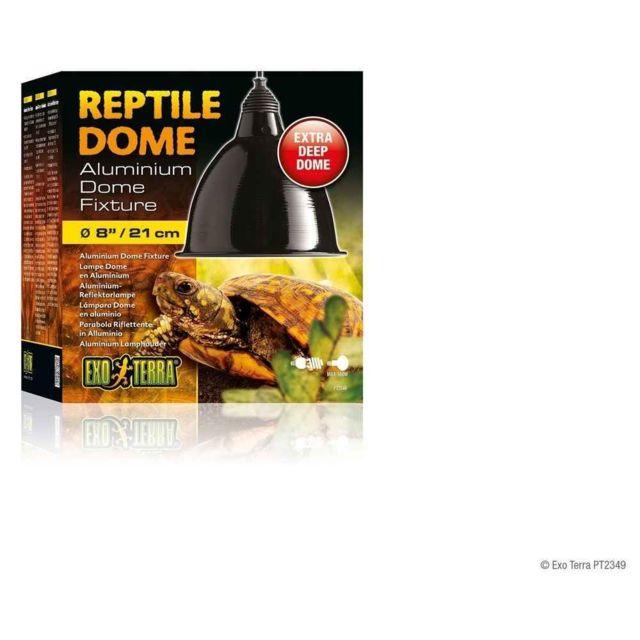 Exo Terra Support Reptile Dome Large pour Terrarium