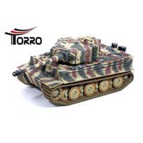 Torro - 5224-3818-B1-TANK Metallunterwanne Tiger 1 Version Tardive Ir