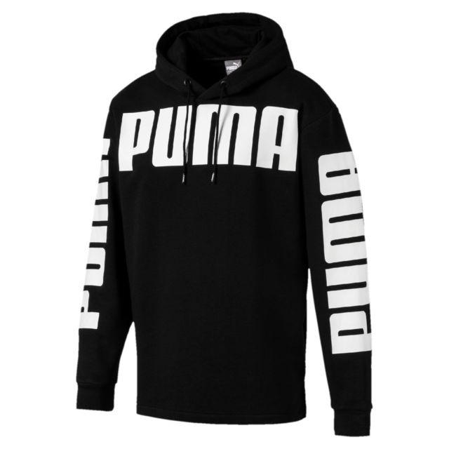 Puma - Sweat Sweat Rebel Tr Noir - pas cher
