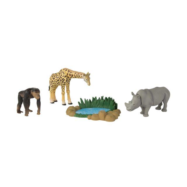81823a81e1b Tomy - Ania - Aventure Safari - pas cher Achat   Vente Animaux -  RueDuCommerce