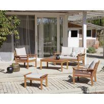 Salon de jardin en bois - Achat Salon de jardin en bois pas cher ...