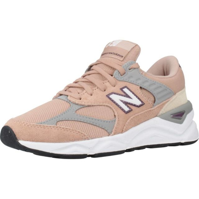 basket new balance marron